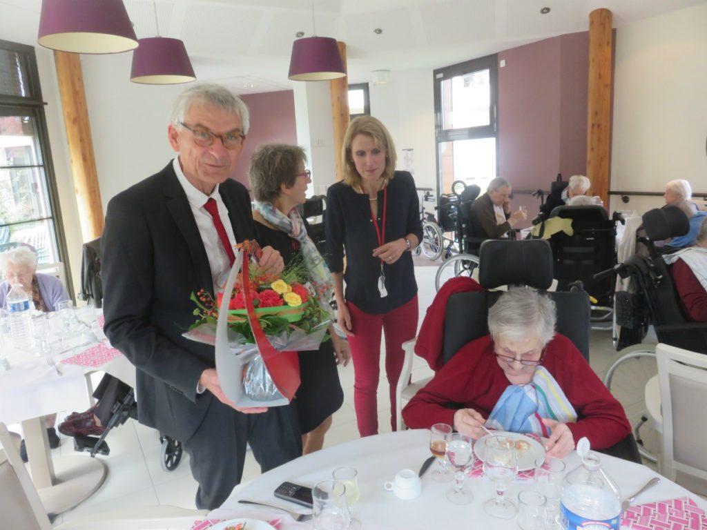 Repas des Aînés Juigné sur Loire 2018