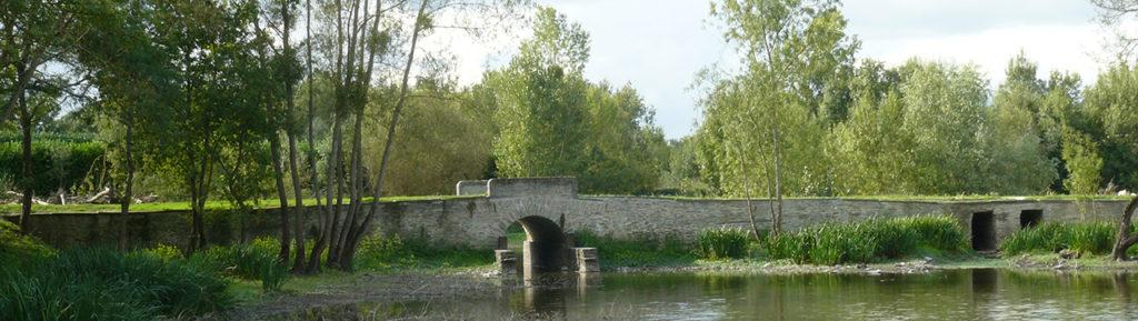 Pont du magasin Louet