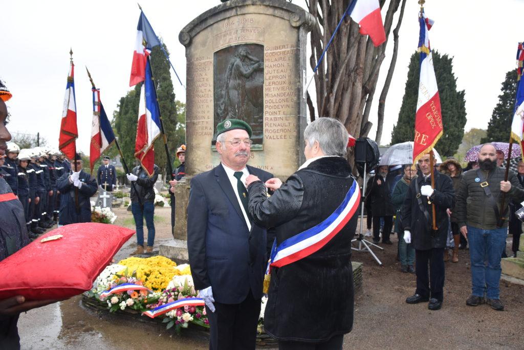 Commémoration 11 novembre