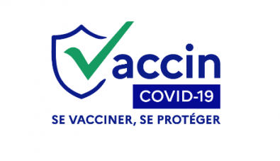 Centre de vaccination à Brissac