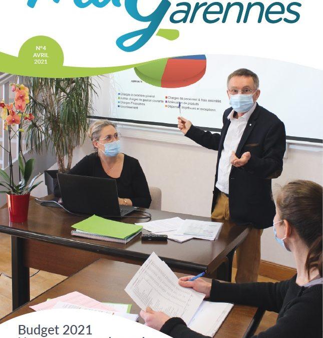 MAG'ARENNES – Avril 2021