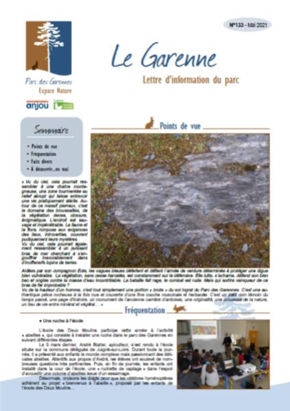 Le Garennes – Mai 2021